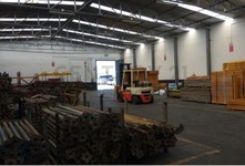 local industrial en renta